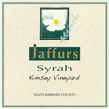 2014 Syrah, Kimsey Vineyard Image
