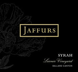 2015 Syrah, Larner Vineyard